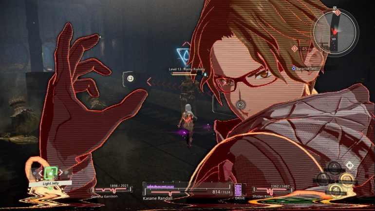 scarlet nexus review screenshot 2