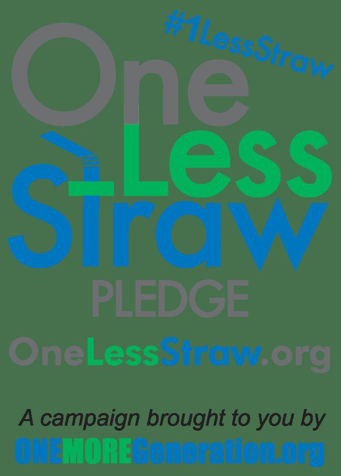OneLessStraw - Take the Pledge