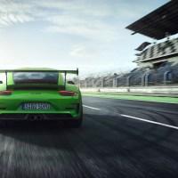 Neuvorstellung: Porsche 991.2 GT3 RS