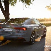 Fahrbericht: Audi RS 5 Coupé (2018)