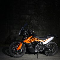Fahrbericht KTM 790 Adventure: long and low
