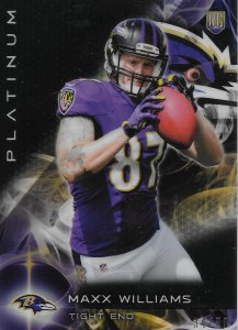 Maxx Williams Black