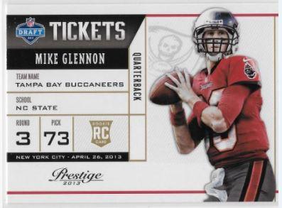 Glennon Ticket