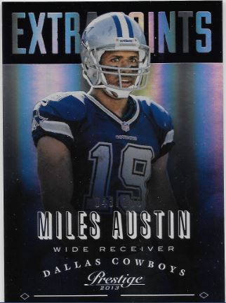 Miles Austin EP Numbered