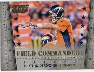 2014 Score FC Peyton Manning