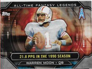 2015 Topps ATFL Warren Moon