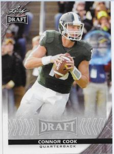 2016 Leaf Connor Cook