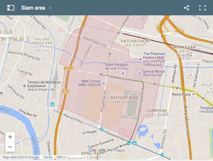 Dove alloggiare a Bangkok. Guida ai quartieri della città - One More ...