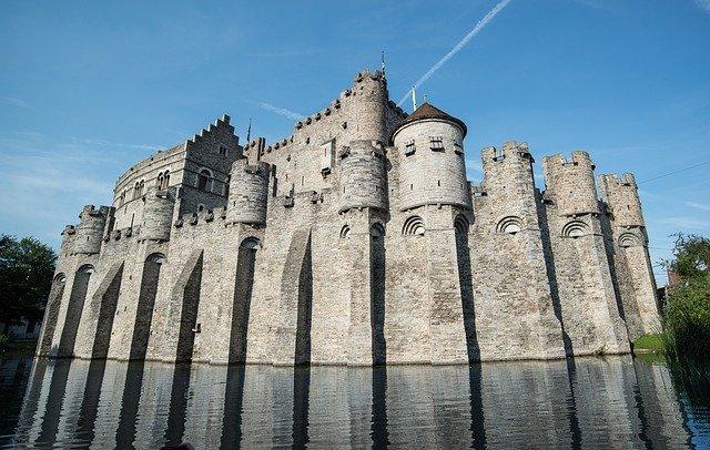 cosa vedere a gand castello gravesteen