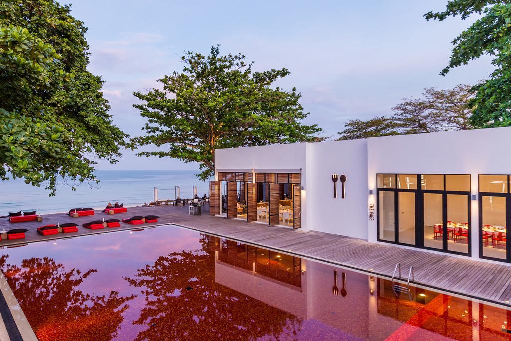 migliori hotel Koh Samui The Library