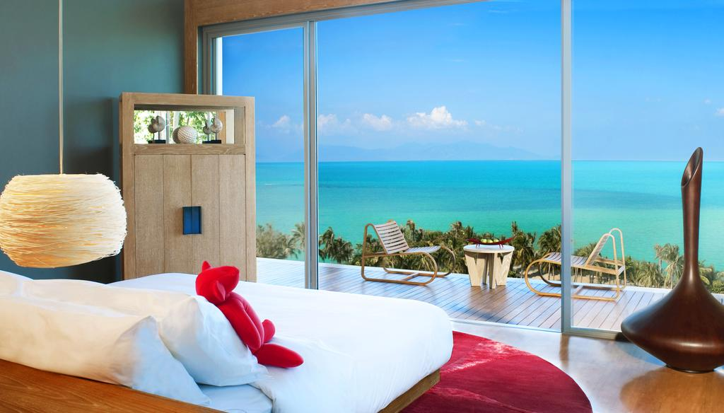 migliori hotel Koh Samui W Koh Samui