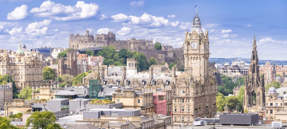 dove dormire ad Edimburgo