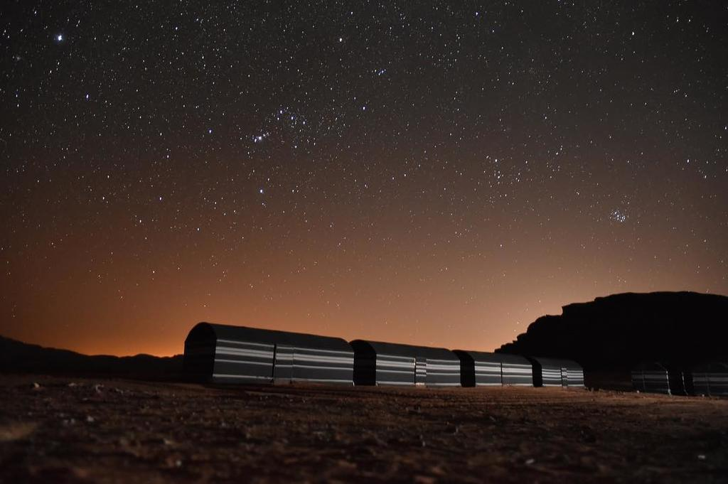 Wadi Rum Candless Camp
