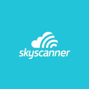 logo skyscanner
