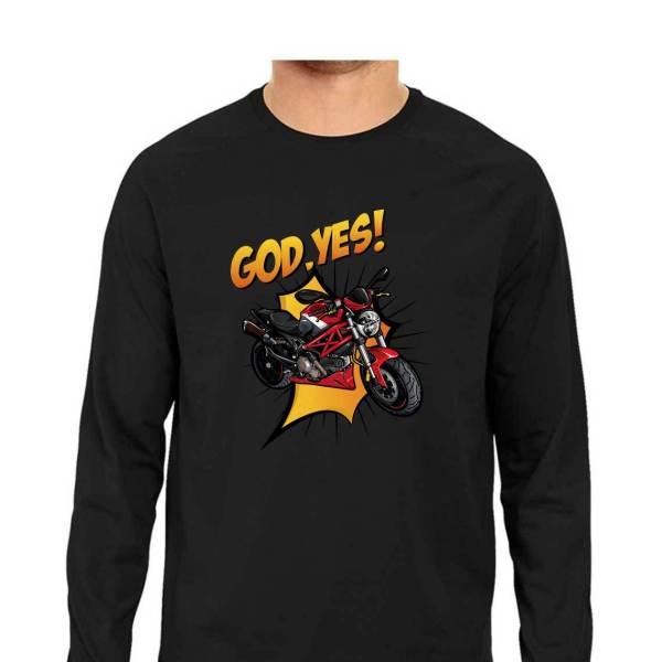 ducati monster biker t shirt for men and women
