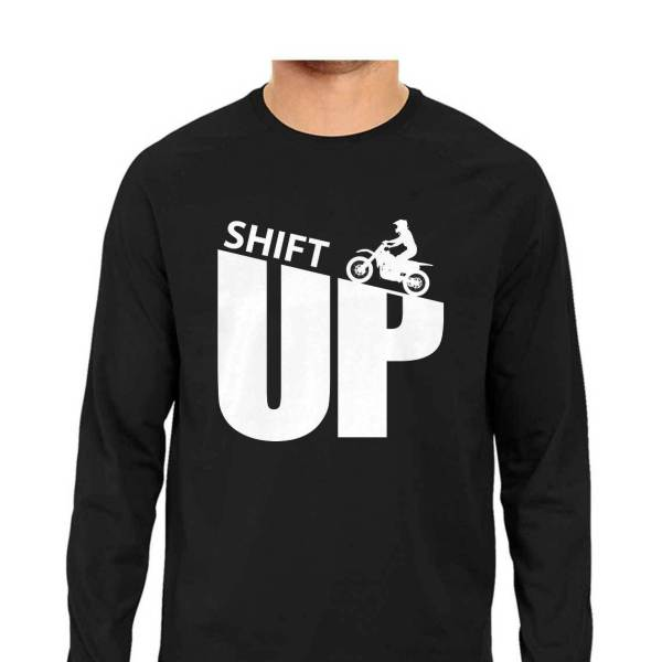 shift up off road biker full sleeves shirt for men and women