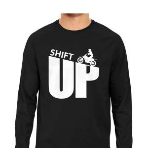 shift up off road biker full sleeves shirt for men and women
