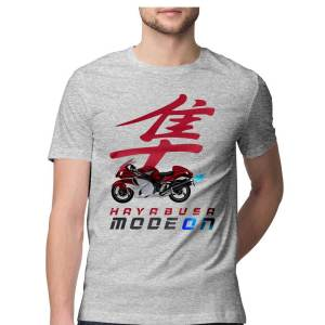 Suzuki Hayabusa Superbike Biker Motorcycle T shirt for men