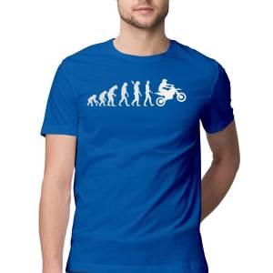 Biker custom t shirts delhi