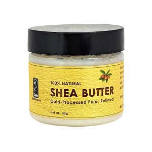 GardenScent Shea Butter, Cold Processed
