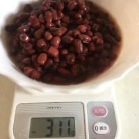 血糖値測定[22]小豆(無糖)は血糖値にどう影響するのか?