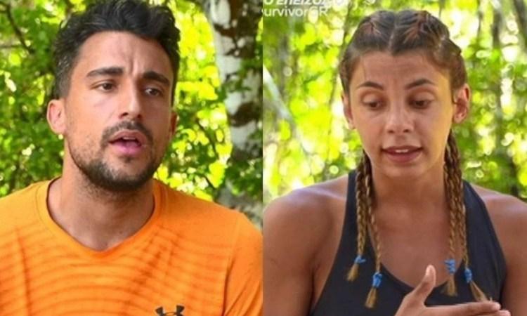 Survivor spoiler: Πιο κοντά από όσο… φαντάζεστε Σάκης – Μαριαλένα! Το κόλπο του Ατζούν πέτυχε