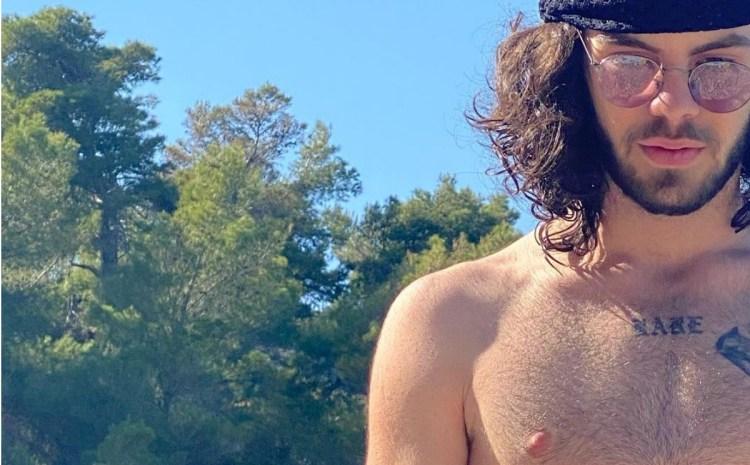Άγγελος Λάτσιος: Με ποια παίκτρια του My Style Rocks έφυγε για διακοπές; (ΦΩΤΟ)