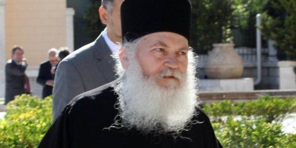 Εφραίμ: Σε κρίσιμη κατάσταση ο ηγούμενος της Μονής Βατοπεδίου