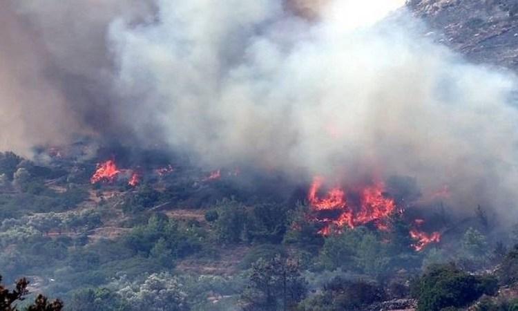 Πυρκαγιά στα Μέγαρα – Οι 18 περιοχές της Αττικής – Kινδυνεύουν να γίνουν νέο… Μάτι