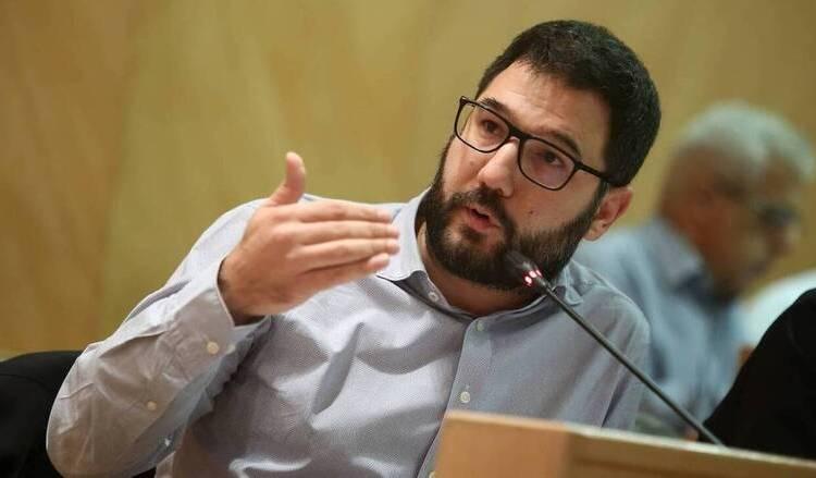 Νάσος Ηλιόπουλος: Με εντολή Μητσοτάκη η φίμωση Τσίπρα στη Βουλή