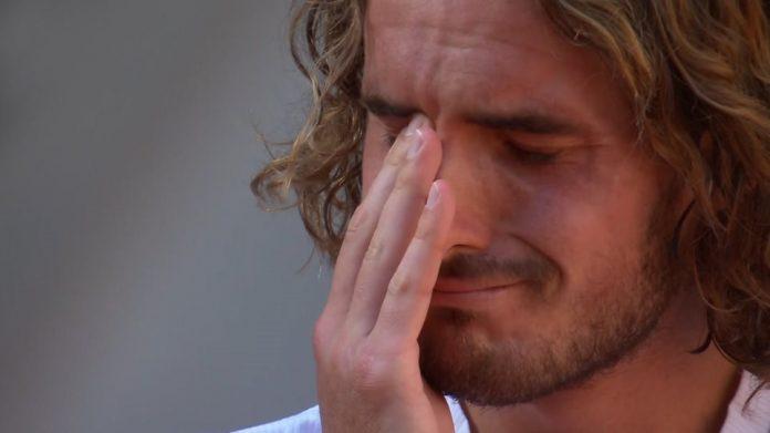 Λύγισε ο Τσιτσιπάς: Δείτε τη συγκλονιστική δήλωση μετά την πρόκριση στον τελικό Roland Garros [video]