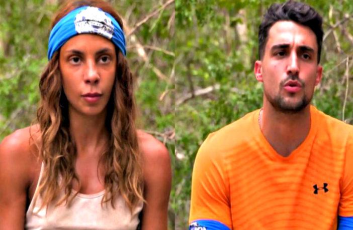 Survivor spoiler: Ερωτικό πλάνο ανάμεσα σε Σάκη και Μαριαλένα! Τους έπιασε η κάμερα