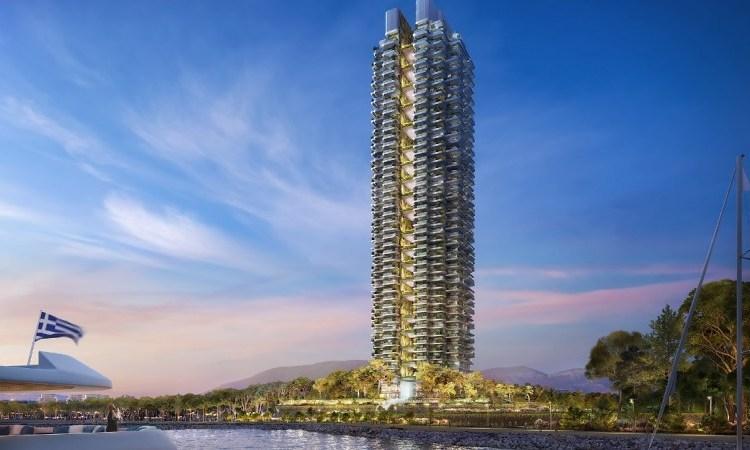 Ουρανοξύστης «Marina Tower» – Ελληνικό: Τεράστια ζήτηση – Οι τιμές των διαμερισμάτων