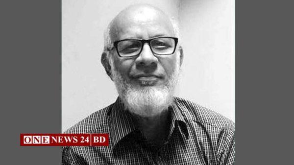 করোনায় মারা গেলেন সাহিত্যিক ও প্রকাশক সাঈদ আহমদ আনীস