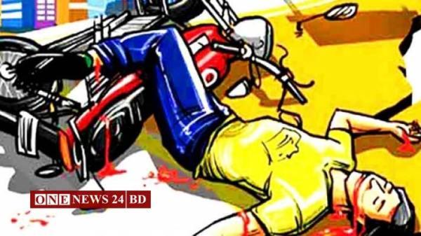 সিরাজগঞ্জে ট্রাকচাপায় মোটরসাইকেল আরোহি নিহত