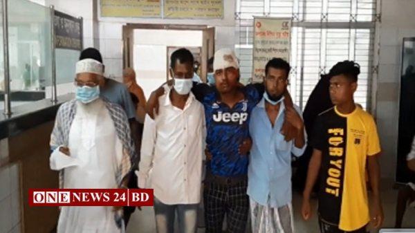 সিরাজগঞ্জে মাইক্রোবাসের ধাক্কায়মোটরসাইকেল চালক নিহত