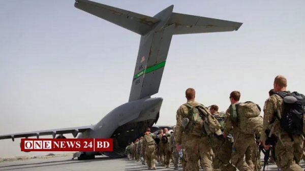 ২০ বছর পর আফগানিস্তানের বাঘরাম বিমান ঘাঁটি ছাড়লো যুক্তরাষ্ট্র
