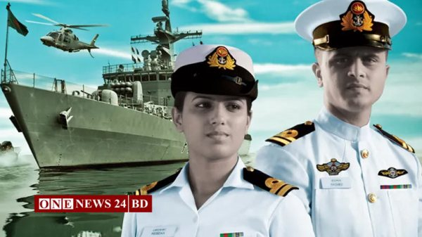 এসএসসি পাসে বাংলাদেশ নৌবাহিনীতে নিয়োগ বিজ্ঞপ্তি