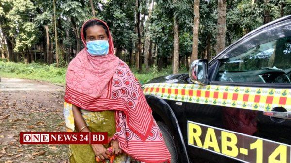 কিশোরগঞ্জে ২৮৫ ইয়াবা'সহ নারী মাদক ব্যবসায়ী গ্রেফতার