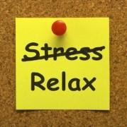 stop stress