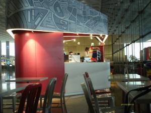 mumbai international airport, mumbai, bombay food