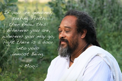 Satsang with Sri Mooji. Rishikesh India