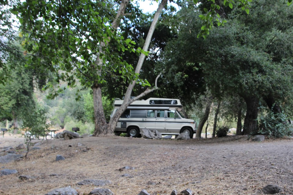 cold brook, campground, los angeles, national forest, travel, rv