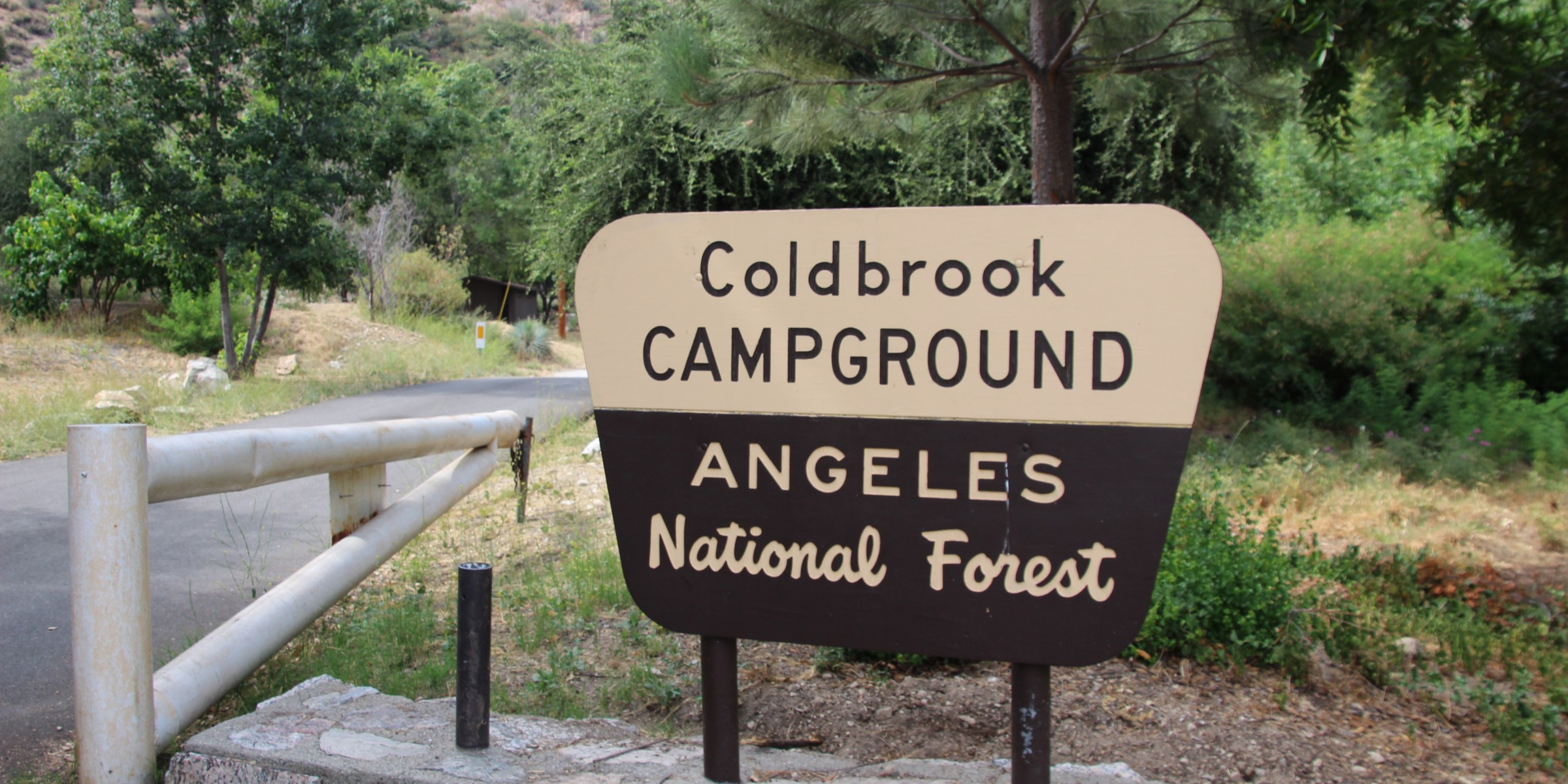 cold brook, campground, los angeles, national forest, camping, rv, travel
