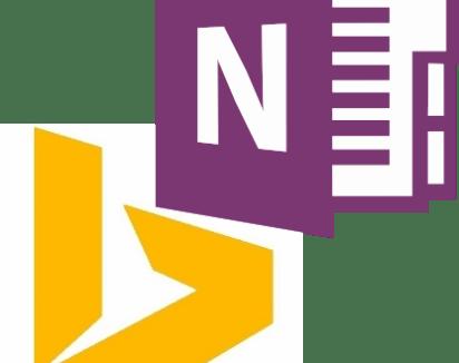 Bing Bildersuche Mit Onenote Verkuppelt Onenote Blog