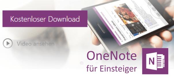 OneNote installieren - Teaserbild