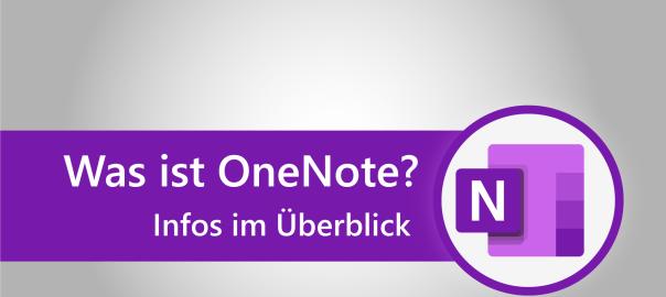 Was ist OneNote?