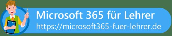 Microsoft 365 für Lehrer - Partner-Blog