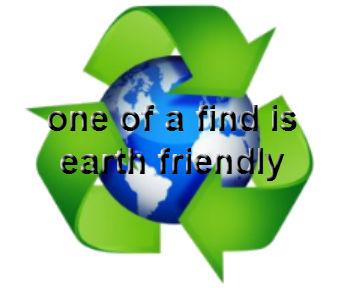 Earth Friendly Button 3-18-16