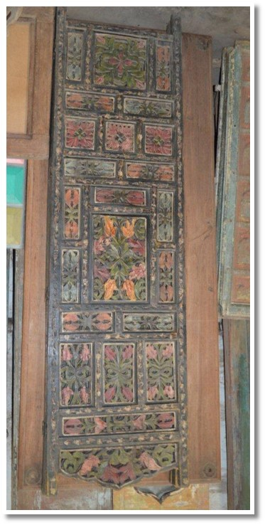Hand Painted Screen (027) Image